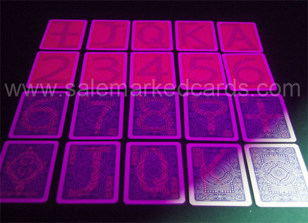 Modiano Blackjack Carte Segnate
